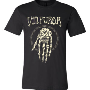 Vim Furor hand eye tshirt